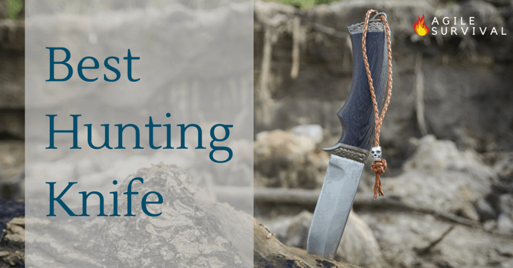 DIscover the best hunting knife on the market today.