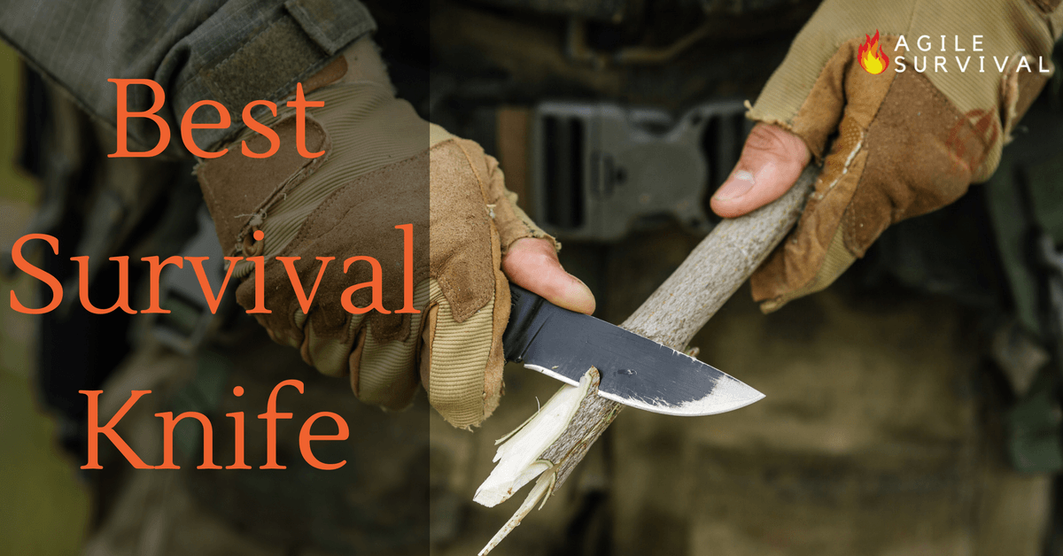 Discover the best survival knife for the money.