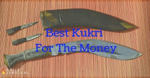 Find the best kukri machete for the money.