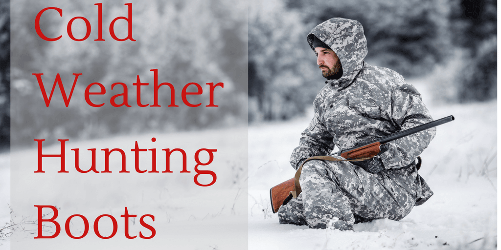 The best winter hunting boots to keep your feet warm on the move.