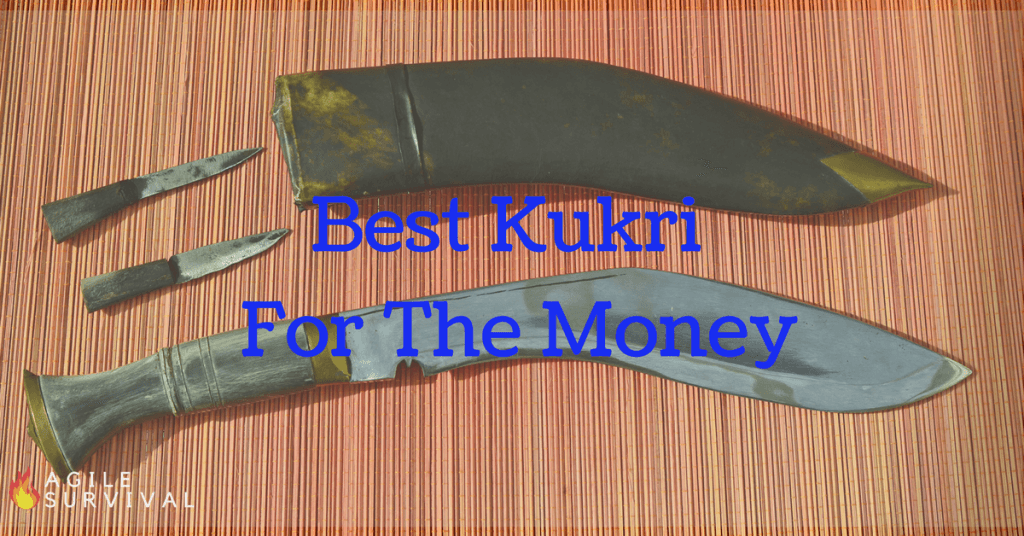 Find the best kukri machete for the money.